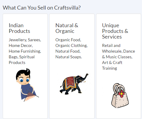 craftsvilla-product-sell