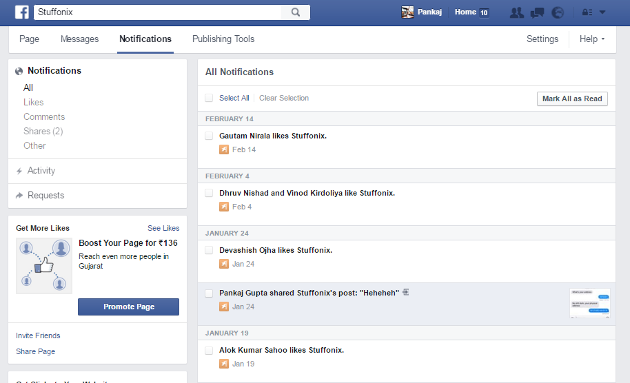 fb-page-notification