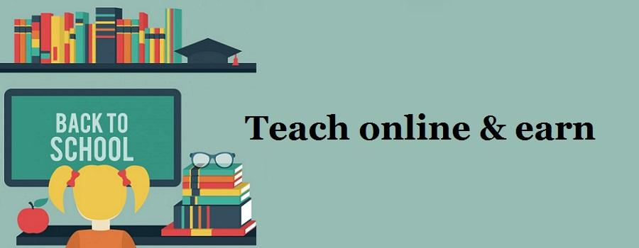 Best site to earn money as online tutor - Stuffonix