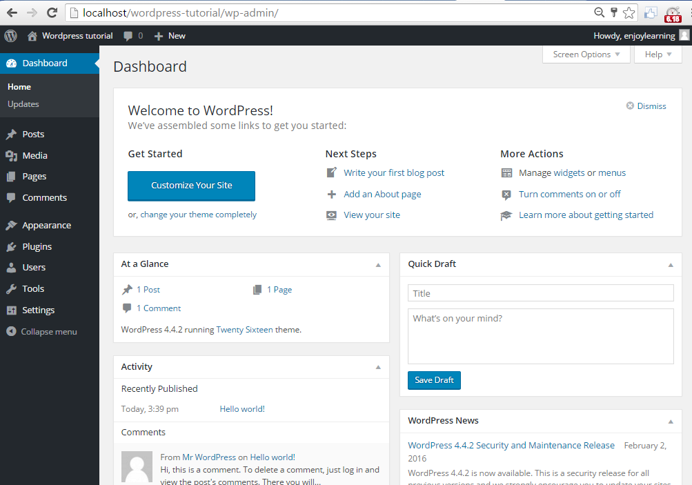 wordpress-config-step-25