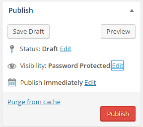 wordpress-post-protected