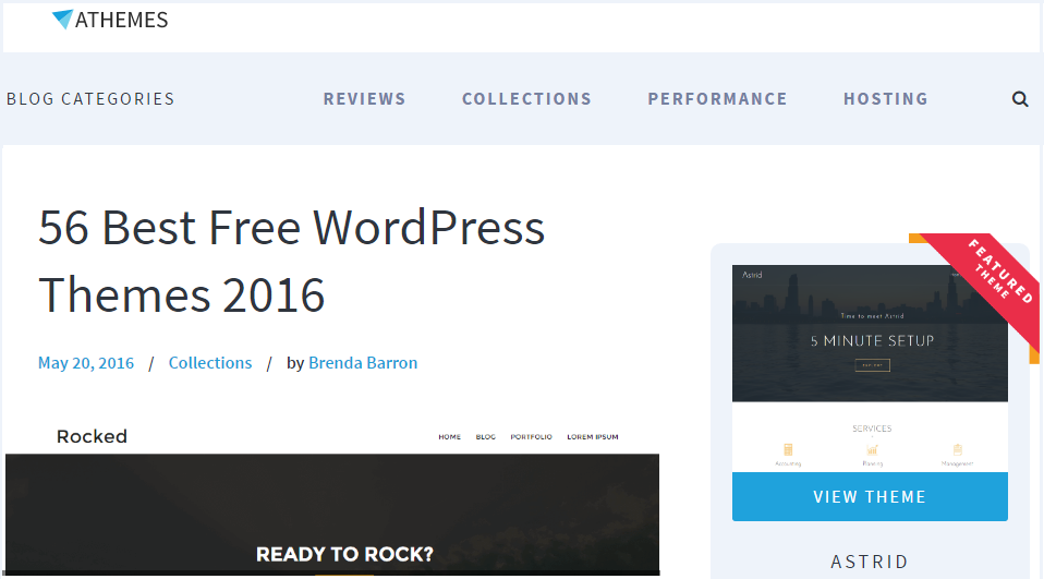 athemes free wordpress themes