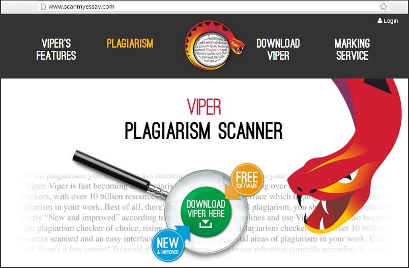 viper plagiarism tool