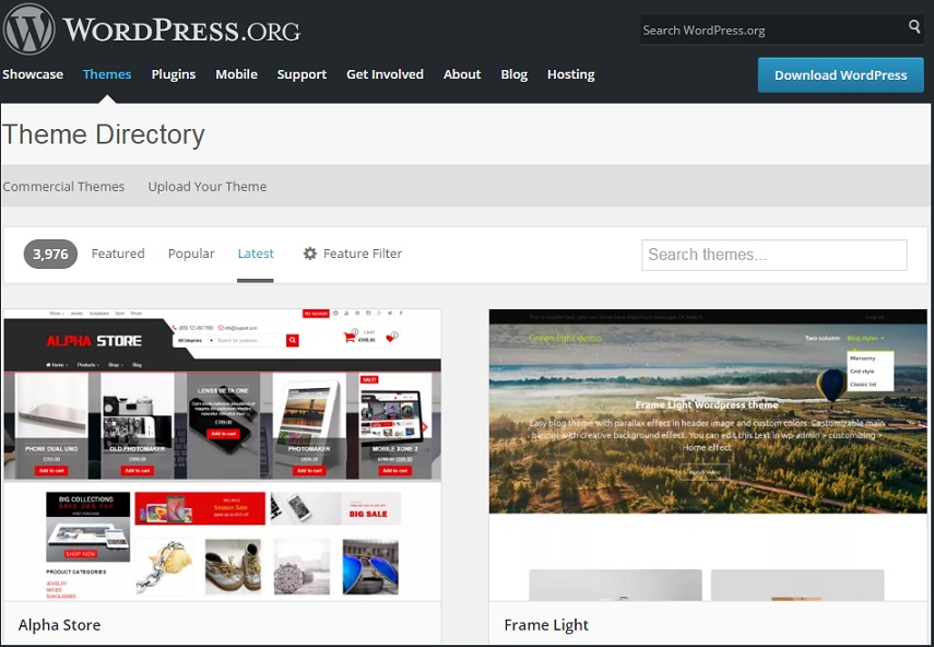 wordpress.org-free-theme