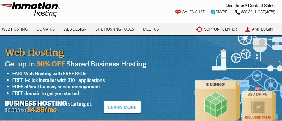 inmotion-web-hosting