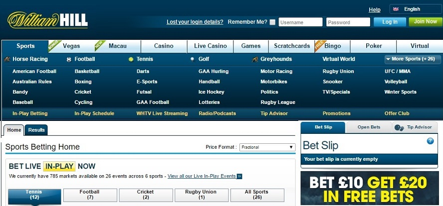 williamhill-sports-betting