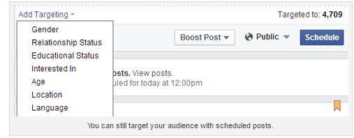 facebook-target-user