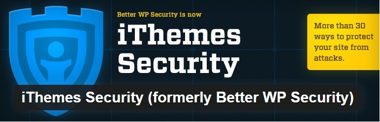 ithemes-security-wordpress