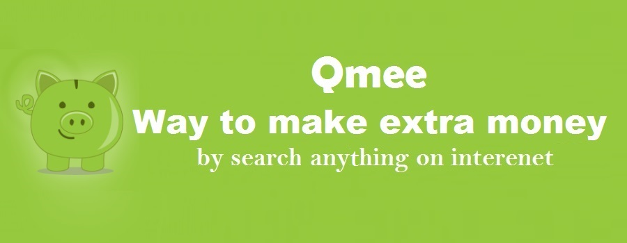 Qmee: paid for searching the web
