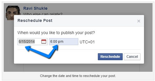 schedule-facebook-posts