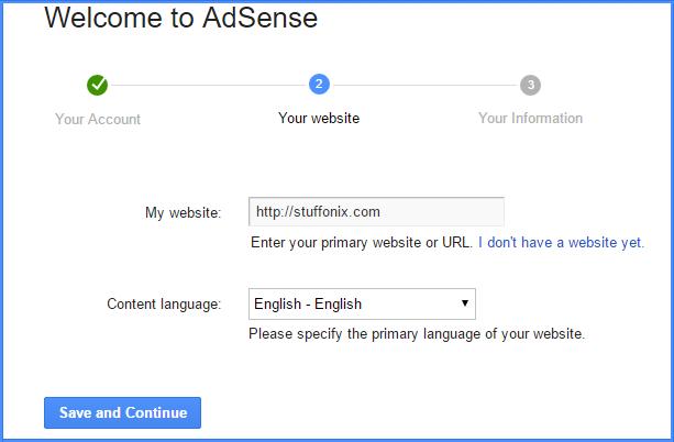 website-add-in-google-adsense