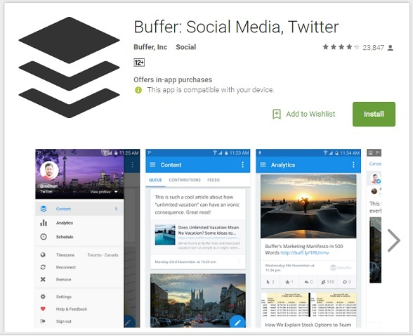 buffer-android-app
