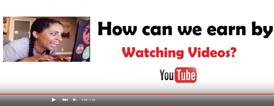Simplest way make money by watching videos